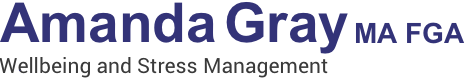 Amanda Gray MA FGA | Wellbeing and Stress Management